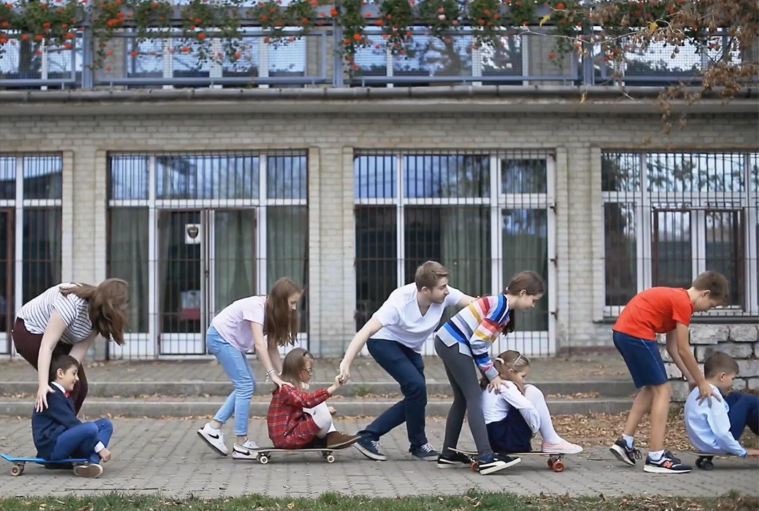 Społeczna Szkoła Podstawowa nr 4 im. Wł. Grabskiego STO w Warszawie