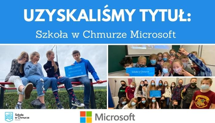 Szkoła wChmurze Microsoft